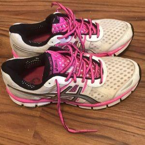 ASICS Womens running shoes